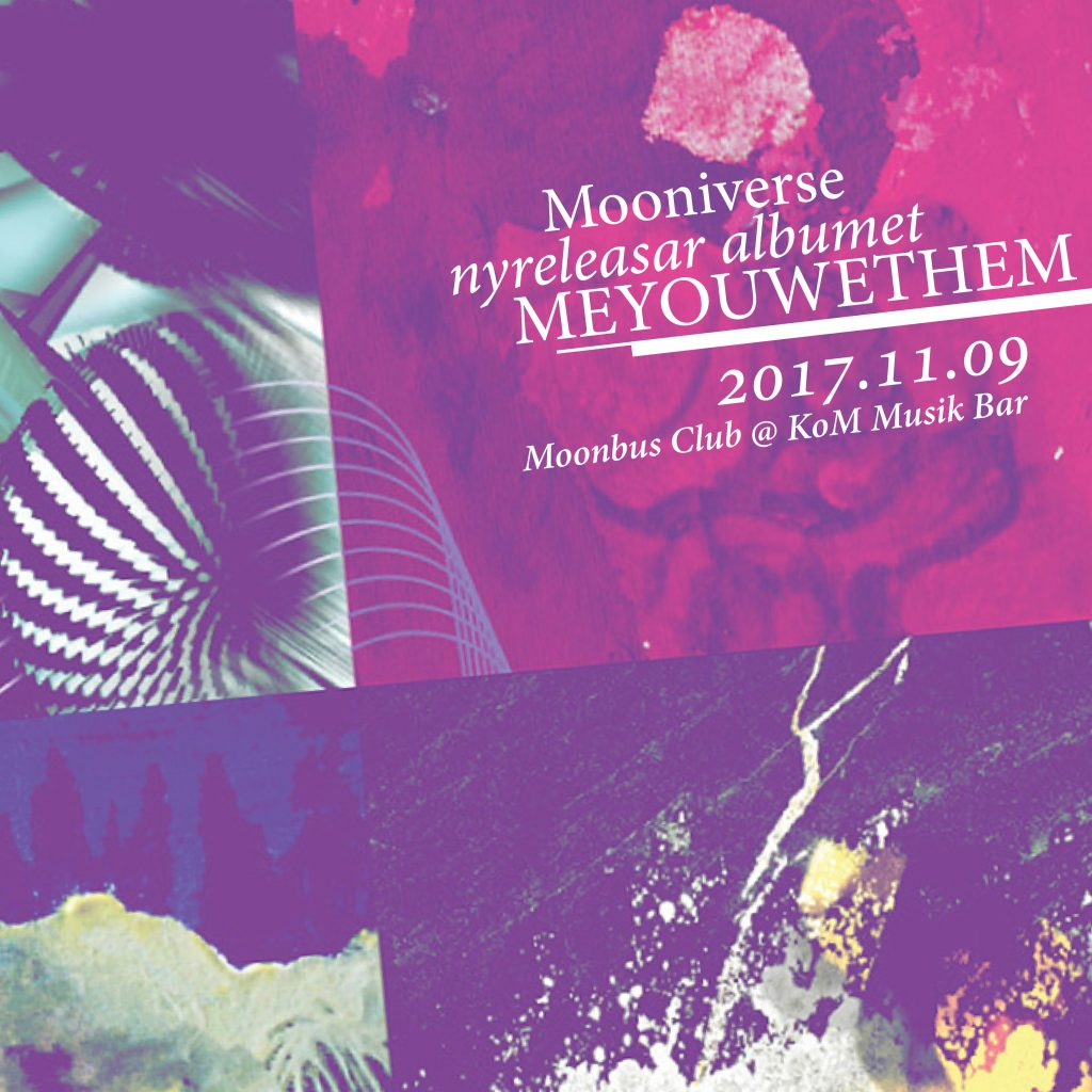 Mooniverse - MeYouWeThem